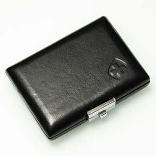 Leather 6 reed oboe case