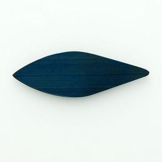 Medir flat burnished steel bassoon plaque