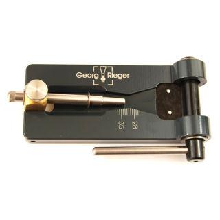 Rieger bassoon tip cutter